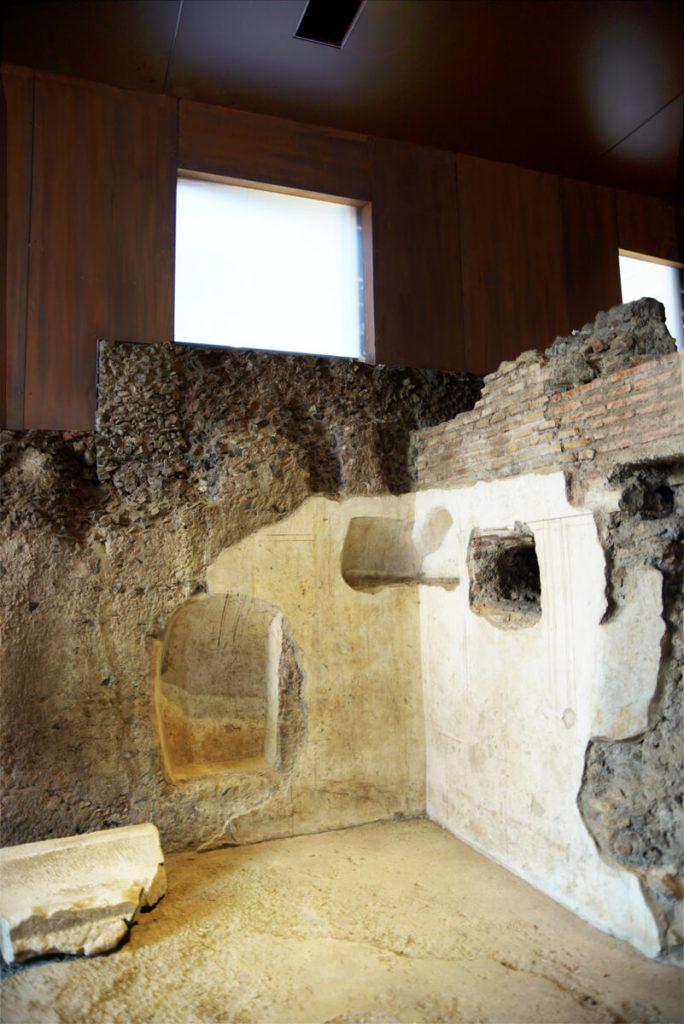 Una teca per la Casa di Augusto sul Palatino