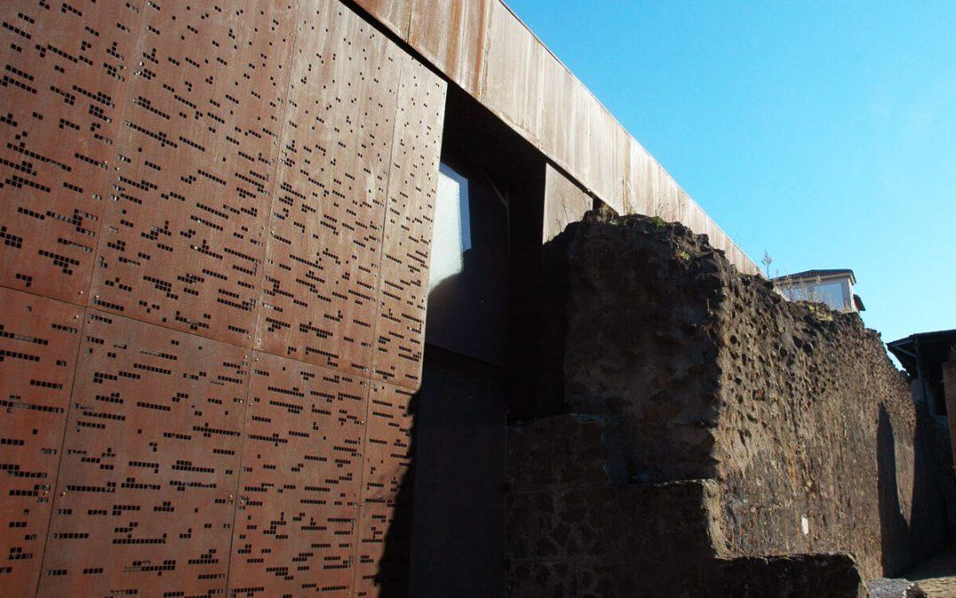 """Una """"teca"""" per la casa di Augusto sul Palatino"""
