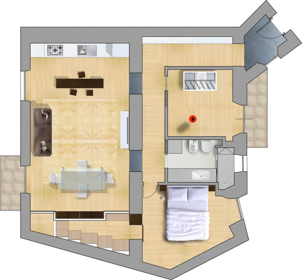 House C+P