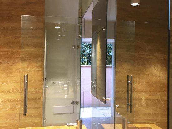 Nuovi bagni pubblici