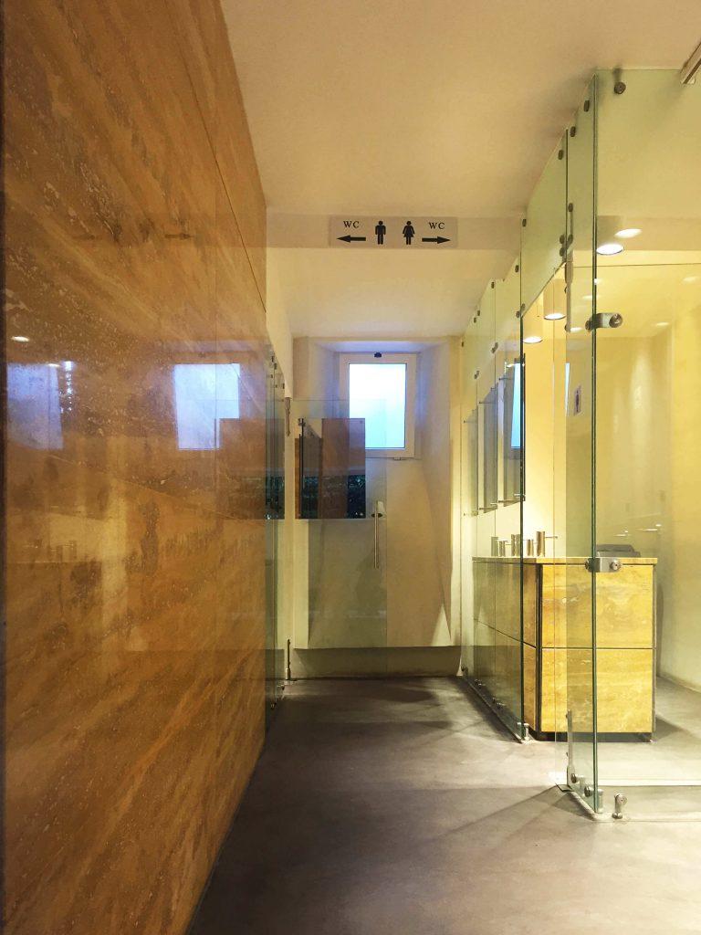 Nuovi bagni pubblici nel Complesso delle Terme di Caracalla