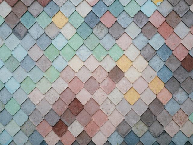 tessere colori